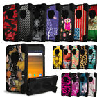 Rugged Shockproof Case w/Stand Cover for ZTE Blade Force N9517 Blade X Z965