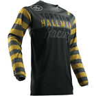 2018 Thor Hallman Vintage Style MX Jersey Offroad Dirt Bike - Size Small-3XL