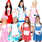 Fairy Tale Girls Fancy Dress World Book Day Nursery Rhymes Kids Childs Costumes