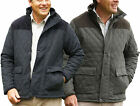 Mens Champion Lewis Country Estate Clothing Warm Quilted Fleece Lined Coat