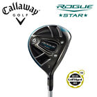 CALLAWAY GOLF JAPAN ROGUE STAR FAIRWAY WOOD 2018 JAPAN MODEL 081802