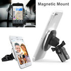New 360° Universal Magnetic Car Air Vent Mount Holder Cradle for Cell Phone GPS
