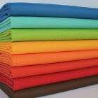 MODA plain fabric bundles Natures Earth Colours for sewing & craft 100% cotton