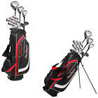 2019 MacGregor Mens CG2000 Complete Package Set - Golf Clubs Bag Right Handed