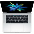"""Apple 15.4"""" MacBook Pro Touch Bar w/512GB Space Gray or Silver 2017"""