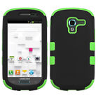 TUFF Hybrid Phone Protector Cover for SAMSUNG T599 (Galaxy Exhibit)