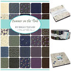 MODA Summer on the Pond 100 % cotton, charm pack jelly roll layer cake