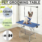 Foldable Steel Non Slip Portable Adjustable Dog Pet Grooming Table Varies Size
