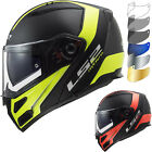LS2 FF324 Metro Evo Rapid Motorcycle Helmet & Visor Full Face Crash Bike Vented