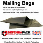Ex-Large Strong Grey Self Seal Plastic Mailing Sacks Postal Posting Postage Bags