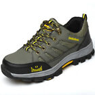 Men's Steel Toe Safety Shoes Outdoor Work Sneakers Breathable Climbing Combat