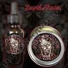 Devil's Mark Apache Beard Balm Beard Oil by Triple Six Artistry Earth Rain