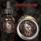 Devil's Mark Apache Beard Balm Beard Oil Tattoo Aftercare Earth Rain