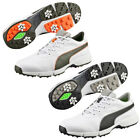Puma Golf Mens Drive IGNITE Golf Shoes 189166 Waterproof Premium Upper