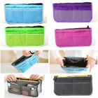 Travel Bag Insert Liner Purse Organiser Large Tidy Pouch Organizer Handbag NU