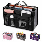 1X Women Bag Insert Cosmetic Travel Makeup Handbag Purse Wallet Pouch Organiser#