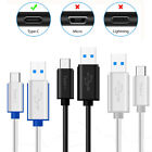 Type-C USB Charging Cable for Sony Xperia L1/ Xperia XA1/ Xperia XZ / X Compact