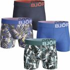 Björn Borg 2018 Mens 2-Pack Shorts BB Summer Palm Boxer Briefs