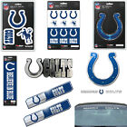 NFL Indianapolis Colts Premium Vinyl Decal / Sticker / Emblem - Pick Your Pack $6.98 USD on eBay