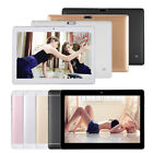 AU 10.1 Inch Tablet 4G + 64G Android 6.0 Dual SIM &Camera GPS Phone Wifi Phablet