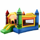 Moonwalk Inflatable Castle Bounce House Or Bouncer Blower Five Purchase Choices