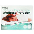 Dream Easy Terry Towelling Waterproof Mattress Protector