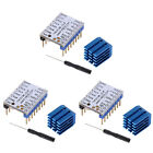 1X2X4X TMC2130 Stepstick Stepper Motor Driver Module + Heat Sink for 3D Printer