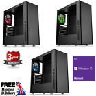 Mega Fast Amd Dual Core Radeon Hd 16gb 2tb Home Gaming Pc Computer Windows 10 Dt