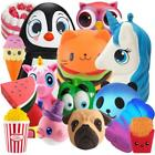 Jumbo Slow Rising Squishies Scented Squishy Squeeze Toy Reliever Stress Gift UK