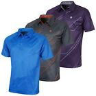 Island Green 2017 Mens Digi Detail CoolPass Tech Golf Polo Shirt