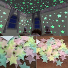 Внешний вид - 100PC Kids Bedroom Fluorescent Glow In The Dark Stars Wall Stickers
