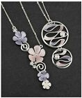 Equilibrium Ladies Frills & Flowers Shine Necklace Gift Idea