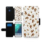 Spring Puppy Dog Puppy Toy Mirage Wallet Phone Book Case Cover Protector