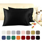 Pillow Case 100% Long Staple Combed Cotton 600 TC Pillow Covers, Set of 2 image