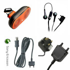SONY ERICSSON FastPort bundle with stereo speaker, charger, headphones and USB