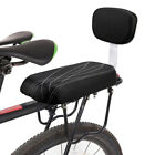 Bicycle Child Seat  Bike Rear Cushion Baby Carrier Handrail Bracket Footrest Set