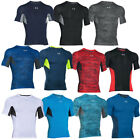 Under Armour Mens CoolSwitch Compression Short Sleeve Gym Baselayer 43% OFF RRP