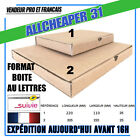 Box cardboard box postal shipping format box to the letter less of 3 cm (25mm)