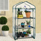 Mini indoor Balcony Garden Growhouse Green House Shed Storage PVC Cover Plastic