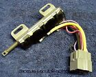 New Ignition Switch Ford Torino & Ranchero 1970 With Correct Grey Connector!