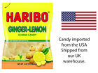 INPORTED FROM THE USA HARIBO  GINGER LEMON SWEETS KIDS WEDDING CART PARTY