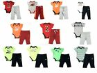 PUMA Infant Baby Boy's 2-Piece Pants Set with Short Sleeve B