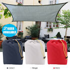Waterproof Sun Shade Sail Garden Patio Awning Canopy Sunscreen Block Triangle US
