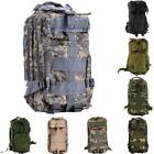 7 Colors Carry Day Pack Backpack EDC MOLLE Military Tactical Assault Duty Bag US