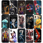 Messi Neymar Ronaldo Super Soccer Stars World Cup Phone Case for Samsung Iphone