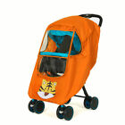 NEW Universal Strollers Useful Baby Carriage Waterproof Dust Rain Cover For Kids