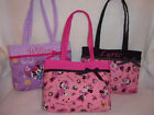 Minnie Mouse fun handmade girls purse handbag personalize it great gift tote bag