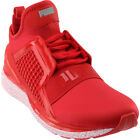Puma Ignite Limitless Snow Splatter Red Mens
