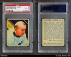 1935 National Chicle #9 Knute Rockne PSA 4 - VG/EX
