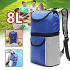 20L Large Insulated Cooler Backpack Picnic Camping Rucksack Beach Cooling Bag